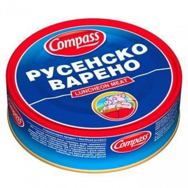 КОМПАС КОНСЕРВА РУСЕНСКО ВАРЕНО 180Г