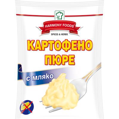 МЕРКУРИЙ КАРТОФЕНО ПЮРЕ 125Г МЛЯКО