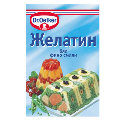 ДР ЙОТКЕР ЖЕЛАТИН 10Г