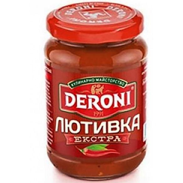 ДЕРОНИ ЛЮТИВКА 210Г ЕКСТРА