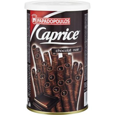 Каприз Пурички Черен Шоколад Пападопулу 115Г