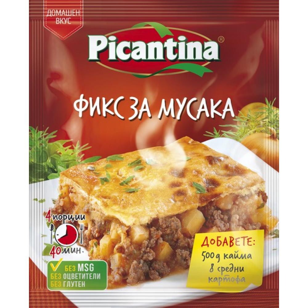 ПИКАНТИНА ПОДПРАВКА ФИКС 35Г ЗА МУСАКА