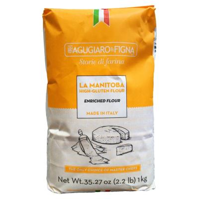 Агуджаро Финя Брашно Манитоба Мека пшеница 1кг