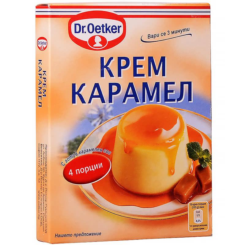 ДР ЙОТКЕР КРЕМ КАРАМЕЛ КУТИЯ 100Г