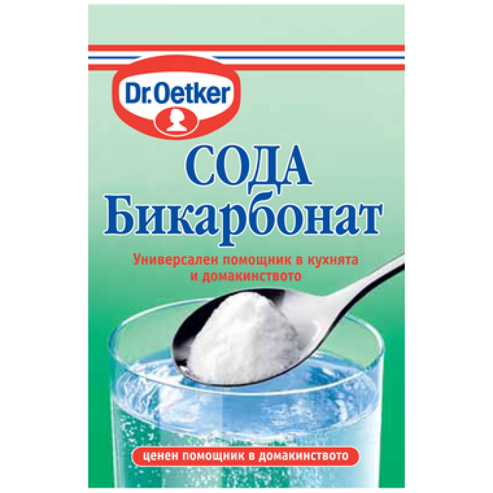 ДР ЙОТКЕР СОДА БИКАРБОНАТ 50Г