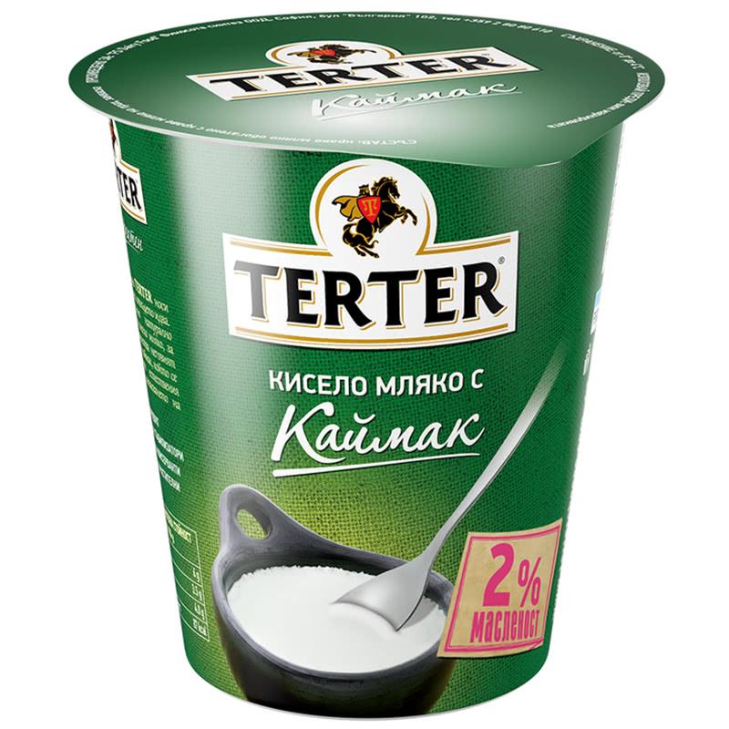 ТЕРТЕР КИСЕЛО МЛЯКО 2% 300Г
