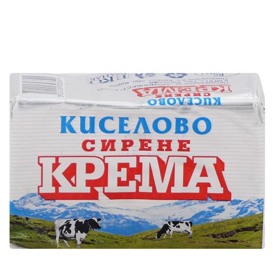 КИСЕЛОВО КРЕМА СИРЕНЕ 125Г
