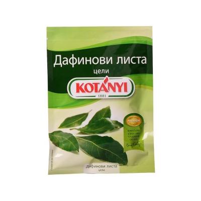 КОТАНИ ПОДПРАВКА ПЛИК ДАФИНОВ ЛИСТ 4Г