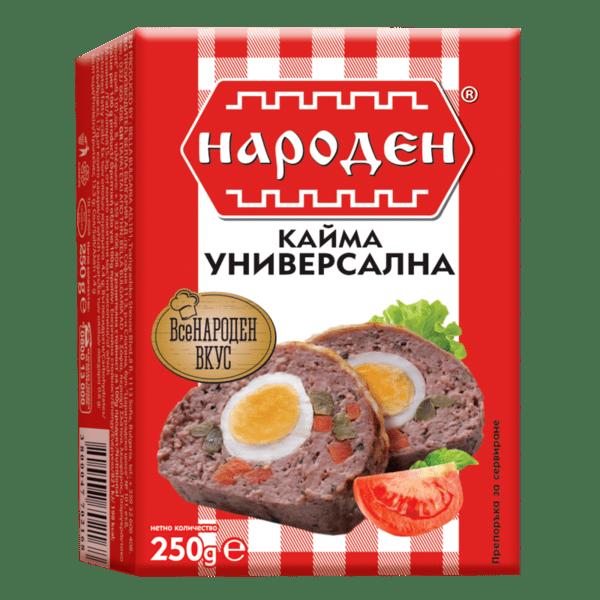 НАРОДНА КАЙМА УНИВЕРСАЛНА ОХЛАДЕНА 250Г