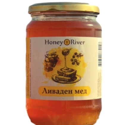 ХЪНИ РИВЪР МЕД 900Г ЛИВАДЕН
