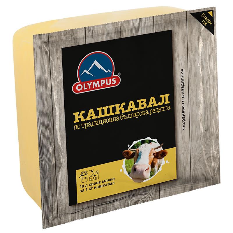 ОЛИМПУС КАШКАВАЛ КРАВЕ 400Г ВАКУУМ