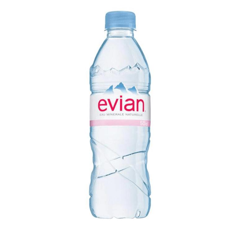 ЕВИАН МИНЕРАЛНА ВОДА 0.500Л