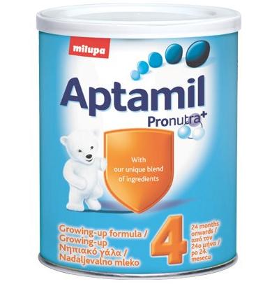Аптамил Адаптирано Мляко Адванс 4 400Г