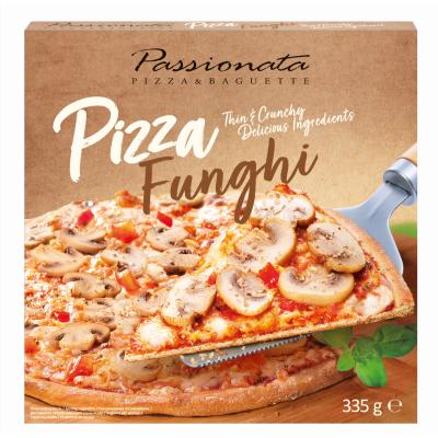 Пасионата Пица Фунги 335г