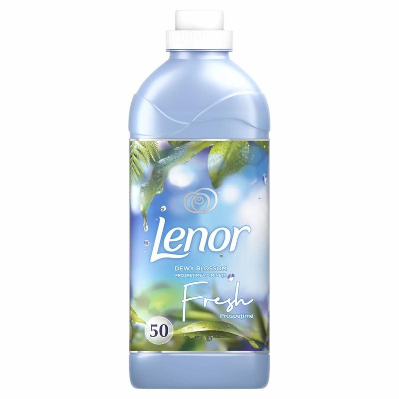 Ленор Омекотител Росен Цвят 50 Пранета 1.5л