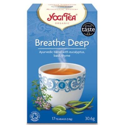 Йоги Чай Дишай Дълбоко 30.6г