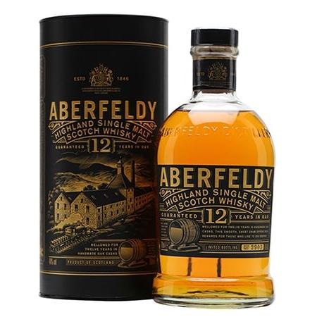 Аберфелди Уиски 12г 700мл