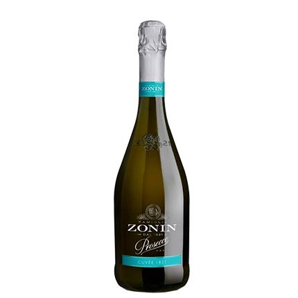 Зонин Пенливо Вино Просеко Глера 0.750Л  11253