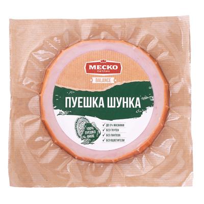 МЕСКО ШУНКА ПУЕШКА БАЛАНС 220Г ВАКУУМ