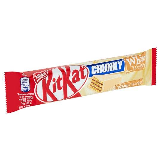 Кит Кат Десерт Чънки Бял Шоколад 40г