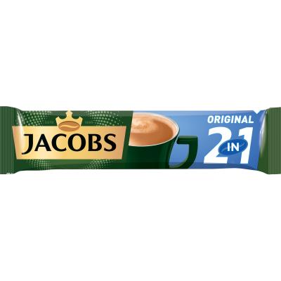 ЯКОБС КАФЕ ДОЗА 2В1 14Г