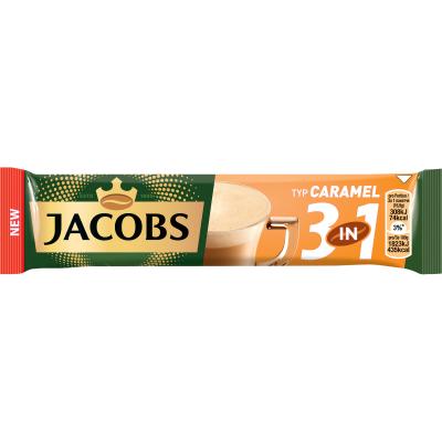 ЯКОБС КАФЕ ДОЗА 3В1 16.9Г КАРАМЕЛ