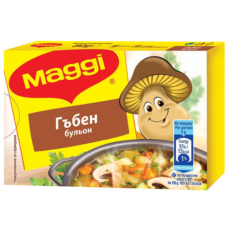 МАГИ БУЛЬОН 80Г ГЪБЕН