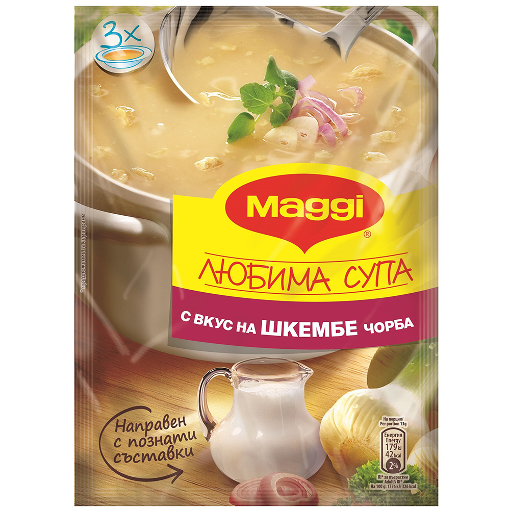 МАГИ СУПА 39Г ШКЕМБЕ ЧОРБА
