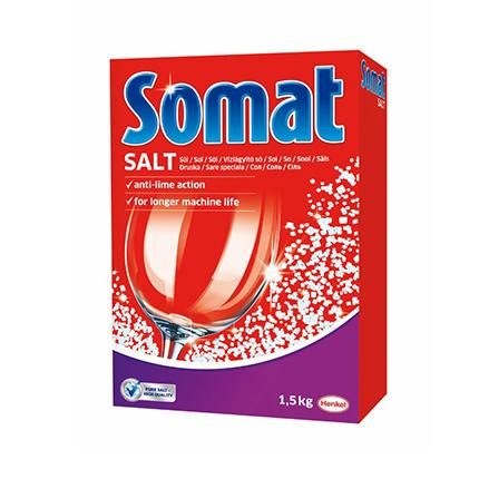 Сомат Сол за Съдомиялна 2х1.5кг