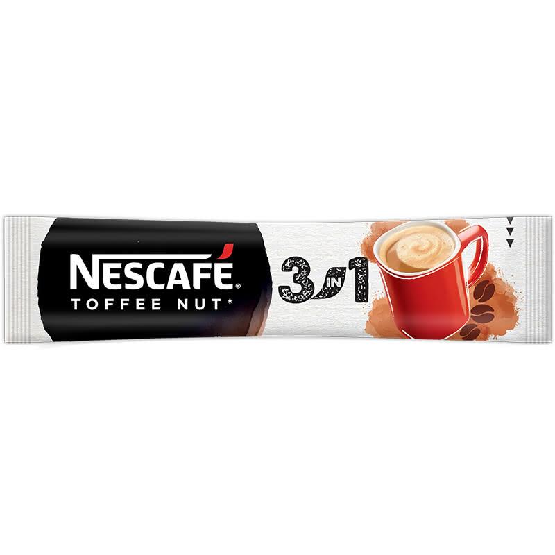 Нескафе Кафе Доза 3В1 Лешник Карамел 17г