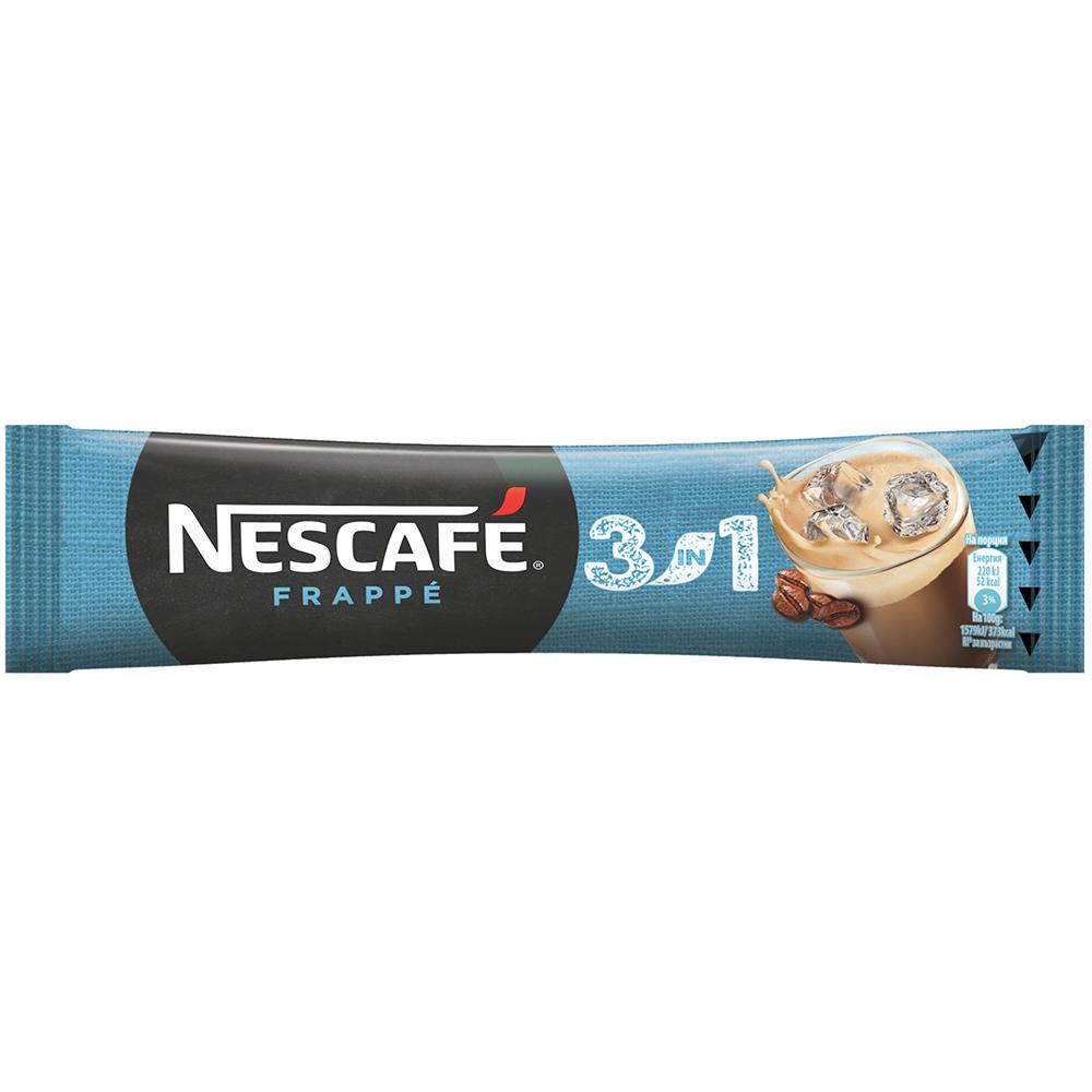 Нескафе Кафе Доза 3В1 Фрапе 16Г