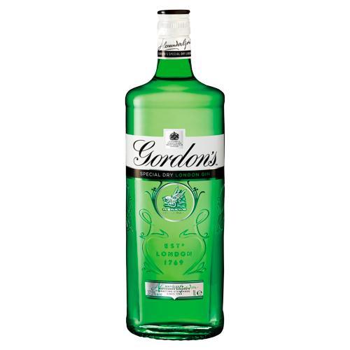 Гордънс Джин Специал Зелен 1л