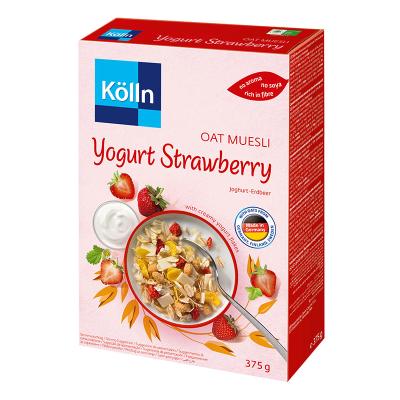 Кьолн Мюсли Традиционно Йогурт Ягода и Овес 375г