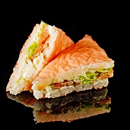 Суши Сандвич Сьомга 125г 43227