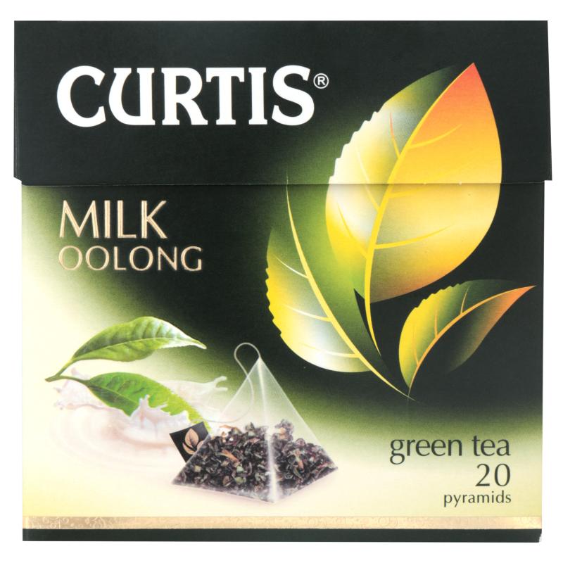 Къртис Чай Млечен Улун 34г