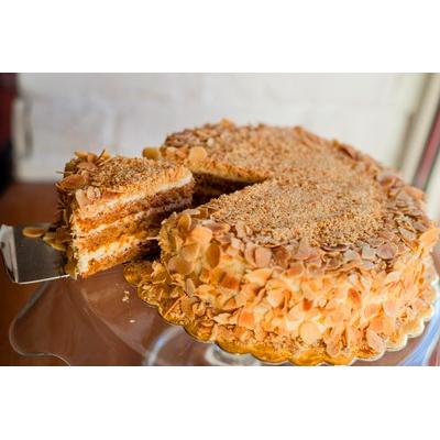 Парми Торта Морковена 1 парче