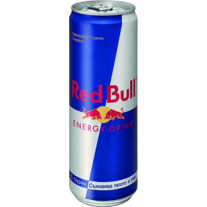 Ред Бул Енергийна Напитка Класик 355мл