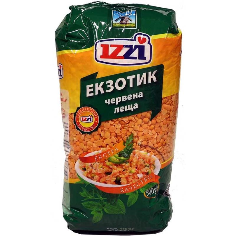ИЗИ ЛЕЩА 500Г ЕКЗОТИК
