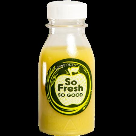 Соу Фреш Шот Джинджифил Лимон 100мл