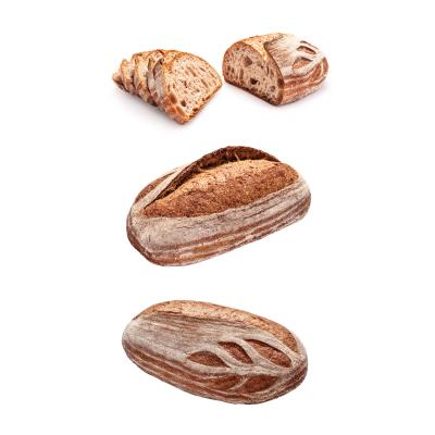 Майстор Миро хляб пълнозърнест с квас 500г
