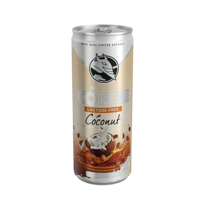 Хелл Кафе Напитка Кокос 0.250л