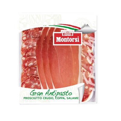 Монторси Антипасто Слайс 120Г