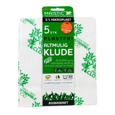Мистик кърпи домакински биоразградими 32х38см 5бр