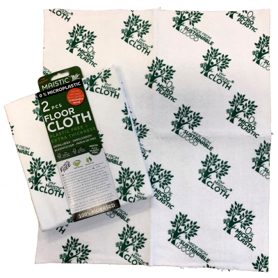 Мистик кърпи домакински биоразградими 38х48см 2бр