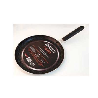 Брио Неро тиган палачинки незалепващо покритие 25см