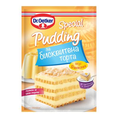 ДР Йоткер Пудинг Специален Торта Ванилия 70г