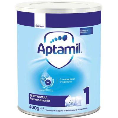 Аптамил Адаптирано Мляко Адванс 1 400Г
