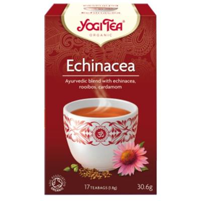 #Йоги Чай Ехинацея 30.6г