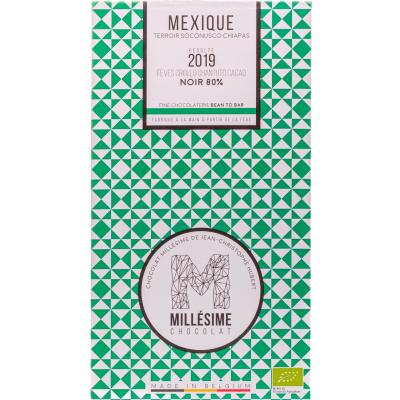 Милесиме шоколад Мексико 80% какао 70г