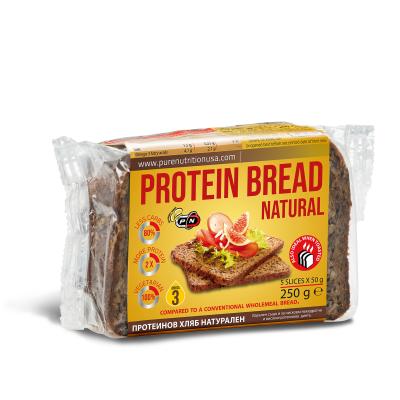 Пюр нютришън хляб протеинов натурален 250г